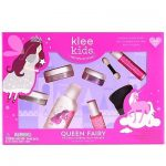 Klee Naturals 232338 Natural Mineral Play Queen Fairy Makeup Kit