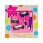 Klee Naturals 232340 Natural Mineral Play Shining Through Makeup Kit