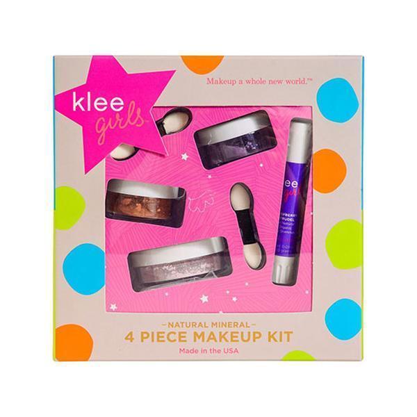 Klee Naturals 232341 Natural Mineral Play Glorious Afternoon Makeup Kit