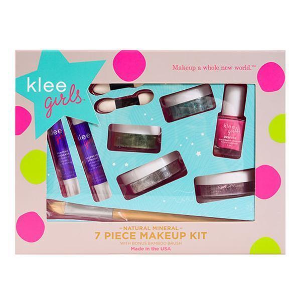 Klee Naturals 232343 Natural Mineral Play Far and Wide Makeup Kit