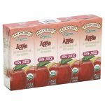 Knudsen Juice Asptc Apple 4Pk 27 OZ (Pack of 7)
