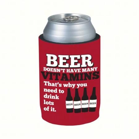 Kolder KO00063546 Beer Doesnt Have Vitamins Holder