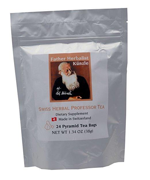 Kunzle 040011 Swiss Herbal Professor Tea