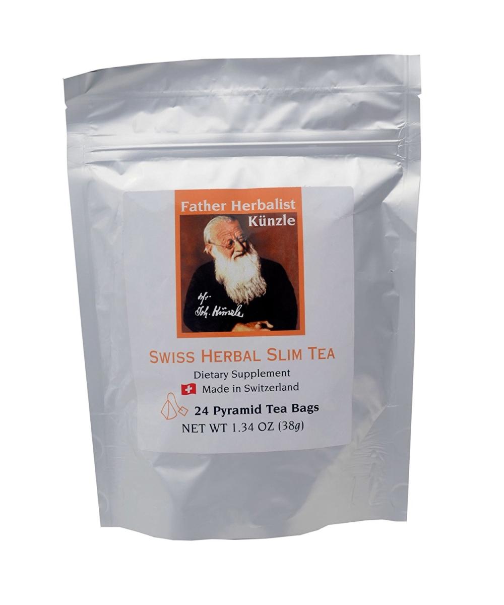 Kunzle 040012 Swiss Herbal Slim Tea