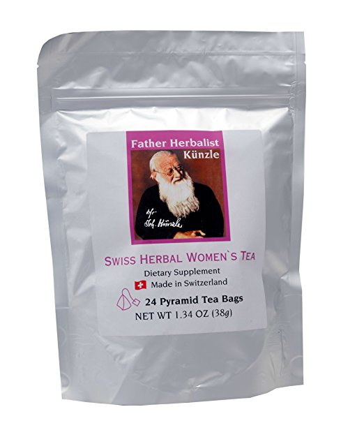 Kunzle 040016 Swiss Herbal Womens Tea
