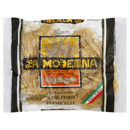 LA MODERNA PASTA VERMICELLI COILED-7 OZ -Pack of 20