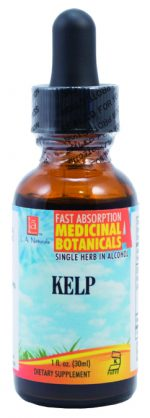 LA Naturals 1133271 1 oz Kelp Dietary Supplement