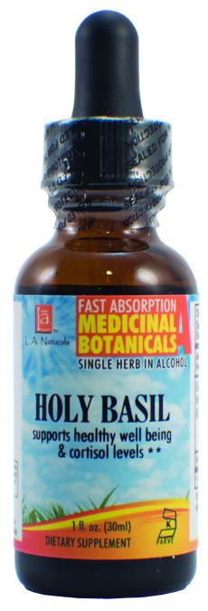 LA Naturals 1135781 1 oz Holy Basil