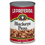 LA PREFERIDA 54672 Blackeye Peas 15 oz.