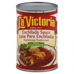 LA VICTORIA SAUCE ENCHLDA MILD-10 OZ -Pack of 12