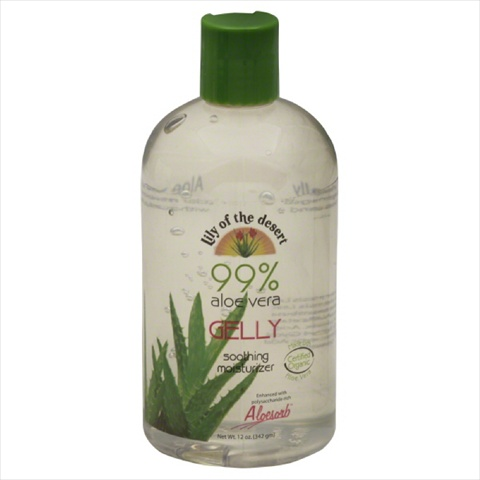 LILY OF THE DESERT ALOE VERA GELLY-12 OZ -Pack of 1