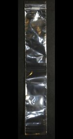 LP212C Resealable Bags 2 in. X 12 in. 100-pkg - Clear