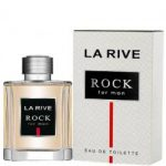 La Rive amrklr34s 3.4 oz Rock Eau De Toilette Spray for Men