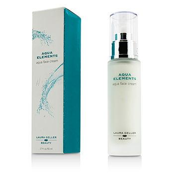 Laura Geller 198749 Aqua Elements Aqua Face Cream 50 ml-1.7 oz