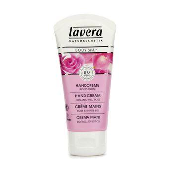 Lavera 152782 1.6 oz Body SPA Hand Cream Organic Wild Rose