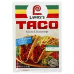 Lawrys Mix Seasoning Taco-1 Oz -Pack Of 12