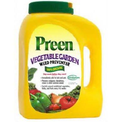 Lebanon Seaboard Seed 590065 Preen Garden Vegetable Weed Preventer