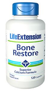 Life Extension 1726 Bone Restore 120 Capsules