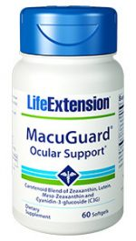 Life Extension 1885 Macu Guard Ocular Support