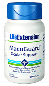 Life Extension 1885 Macu Guard Ocular Support