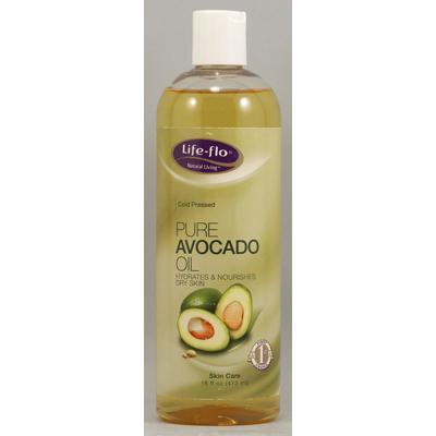 Life Flo 1167444 Pure Avocado Oil - 16 fl oz