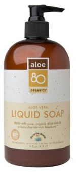 Lily Of The Desert 45159 Aloe 80 Liquid Soap