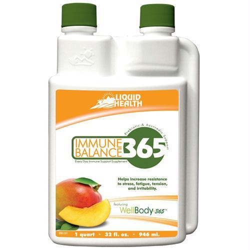 Liquid Health Products Immune Balance 365 GF - 32 oz - 1517184
