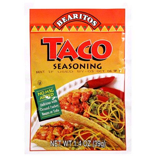 Little Bear Organics 35150 Taco Seasoning