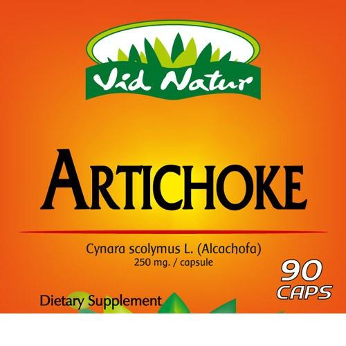 Living Health Products ART-003-01 Artichoke X90 caps 250mg
