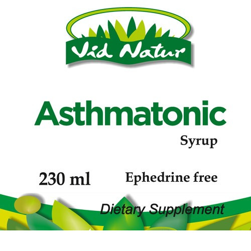 Living Health Products ASTH-003-01 Asthmatonic