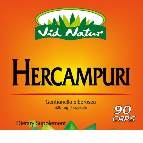 Living Health Products DIET-003-01 Hercampuri - x90 caps 320m