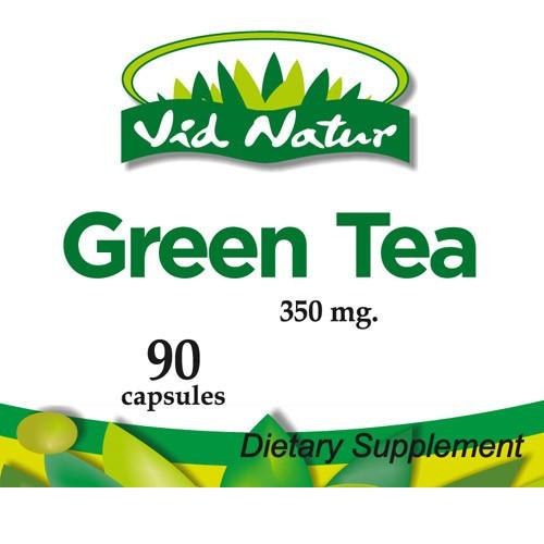 Living Health Products GT-003-01 Green Tea x90 caps 350mg