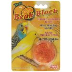 Living World 82186 Beak Block Natures Minerals Orange