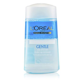 Loreal 125949 Dermo-Expertise Gentle Lip & Eye Make-Up Remover