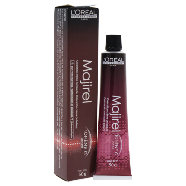 Loreal Professional U-HC-12366 Majirel No. 5.11 - Light Brown Hair Color Professional for Unisex 1.7 oz Hair Color
