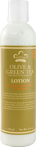 Lotion Olive & Grn Tea 13 FZ By Nubian Heritage