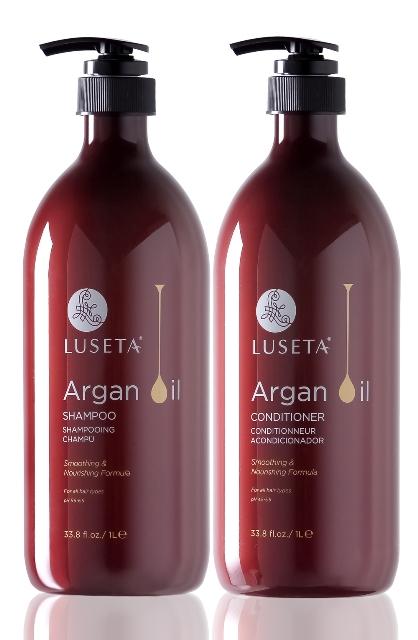 Luseta L3035 33.8 oz. Argan Oil Moisture Conditioner For Everyday Care