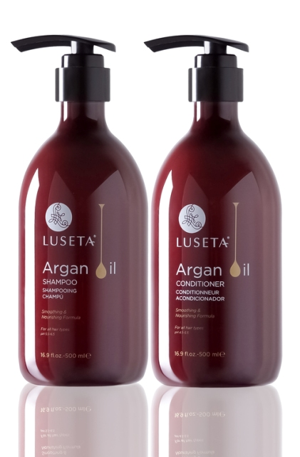 Luseta L3035S 16.9 oz. Argan Oil Conditioner For Everyday Care Pack Of 2