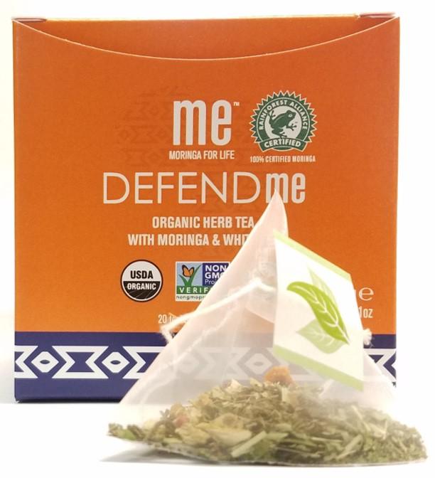 ME DESACHET20 Moringa DEFENDme sachets- 20 tea bags