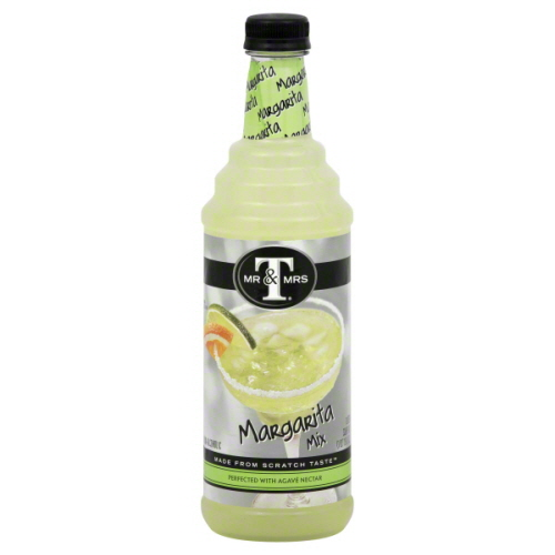 MR & MRS T MIXER MARGARITA-33.8 FO -Pack of 6