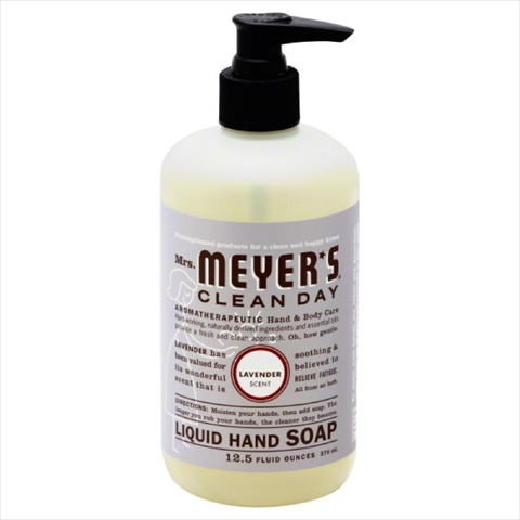 MRS MEYERS CLEAN DAY SOAP HAND LIQ LAVENDER-12.5 OZ -Pack of 1