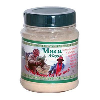 Maca Magic 0209957 Powder Jar - 7.1 oz