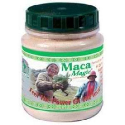 Maca Magic BG15410 Maca Magic Root Raw Powder - 1x7.1OZ