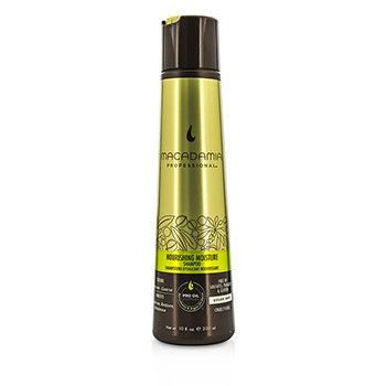 Macadamia Natural Oil 190988 Professional Nourishing Moisture Shampoo 300 ml-10 oz