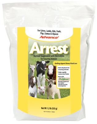 Manna Pro 156685 1.2 lbs Arrest Livestock Scour Control Supplement