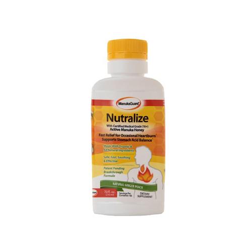 Manukaguard 1193028 Nutralize Maple Lemon - 7 fl oz