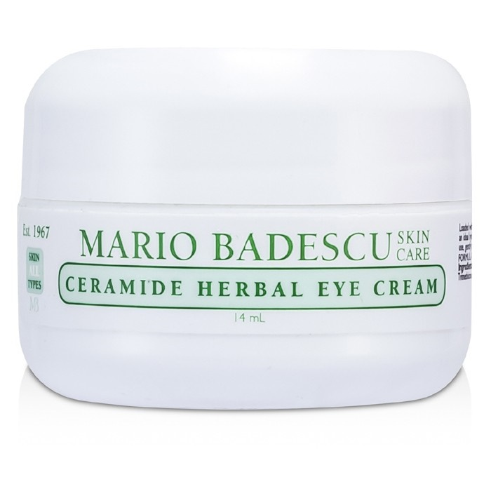 Mario Badescu 177216 Ceramide Herbal Eye Cream - for All Skin Types