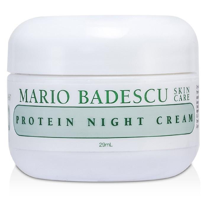Mario Badescu 177240 Protein Night Cream - for Dry Sensitive Skin Types