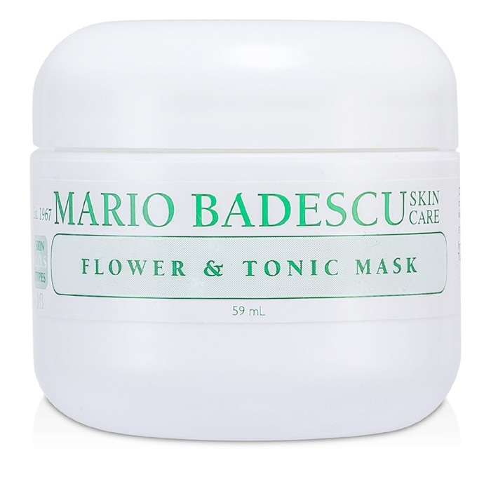 Mario Badescu 177249 Flower & amp Tonic Mask - for Combination Oily & Sensitive Skin Types