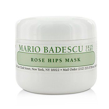 Mario Badescu 204638 Rose Hips Mask for Combination Dry & Sensitive Skin Types